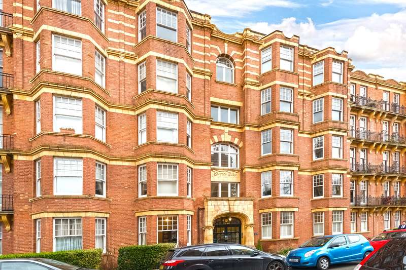 4 Bedrooms Flat for sale in Sutton Court, London, W4