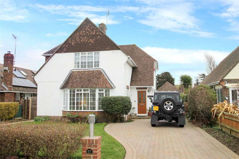 2 Bedrooms Detached House for sale in The Ridings, East Preston, West Sussex, BN16