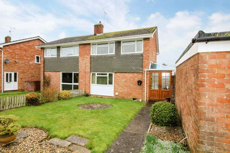 3 Bedrooms Semi Detached House for sale in Greenslade Gardens, Nailsea