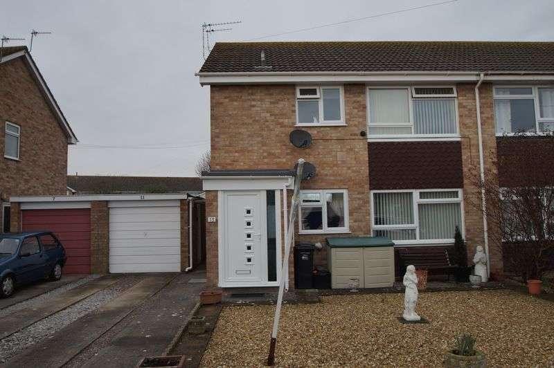 1 Bedroom Flat for sale in Clover Way, Highbridge
