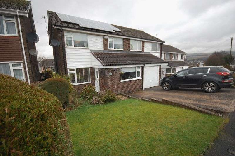 3 Bedrooms Semi Detached House for sale in Longmoor Road, Glossop