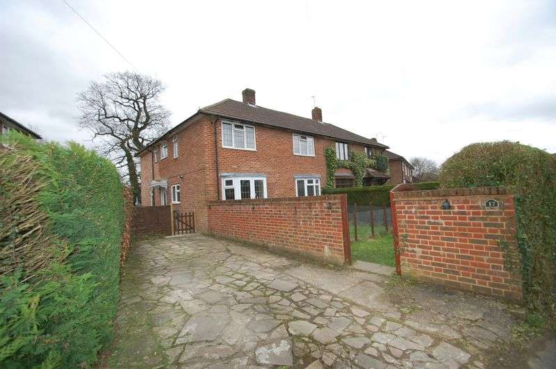 5 Bedrooms Semi Detached House for sale in Hays Cottages, Petersfield