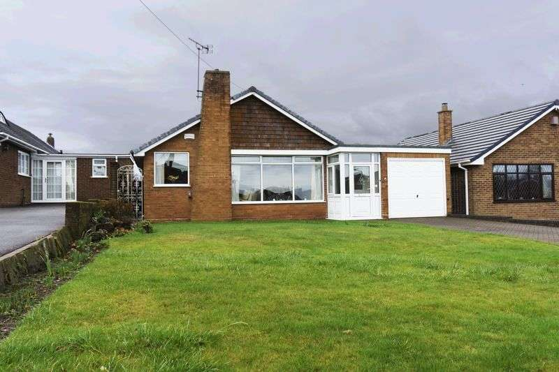 3 Bedrooms Detached Bungalow for sale in Norton Road, Pelsall, Walsall