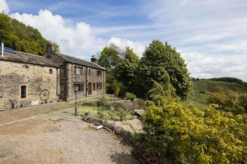 5 Bedrooms Property for sale in Heath Farm, Slaithwaite, Huddersfield