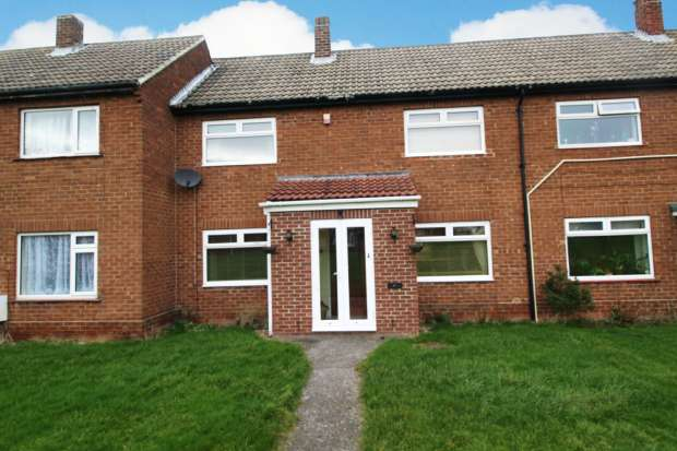 3 Bedrooms Terraced House for sale in The Brooms Chester Le Street, Ouston, Durham, DH2 1RW