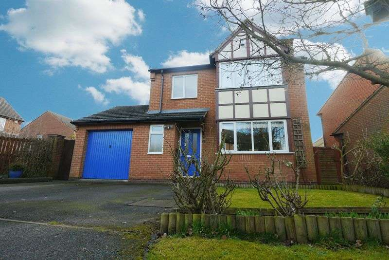 4 Bedrooms Detached House for sale in DARCEY LODE, DIDCOT