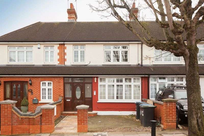 6 Bedrooms Terraced House for sale in Bourne Hill, London N13