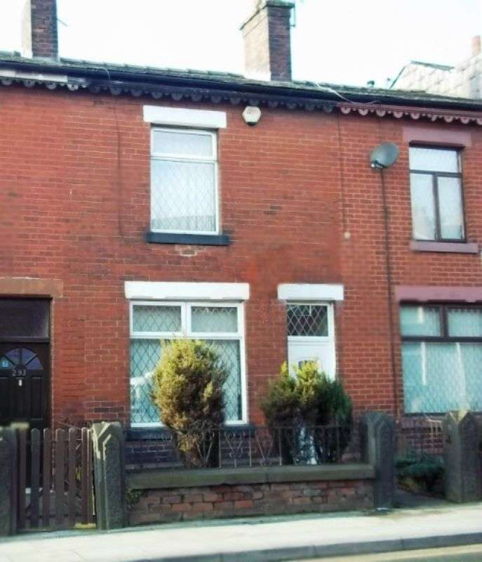 2 Bedrooms Terraced House for sale in Ainsworth Road, Radcliffe