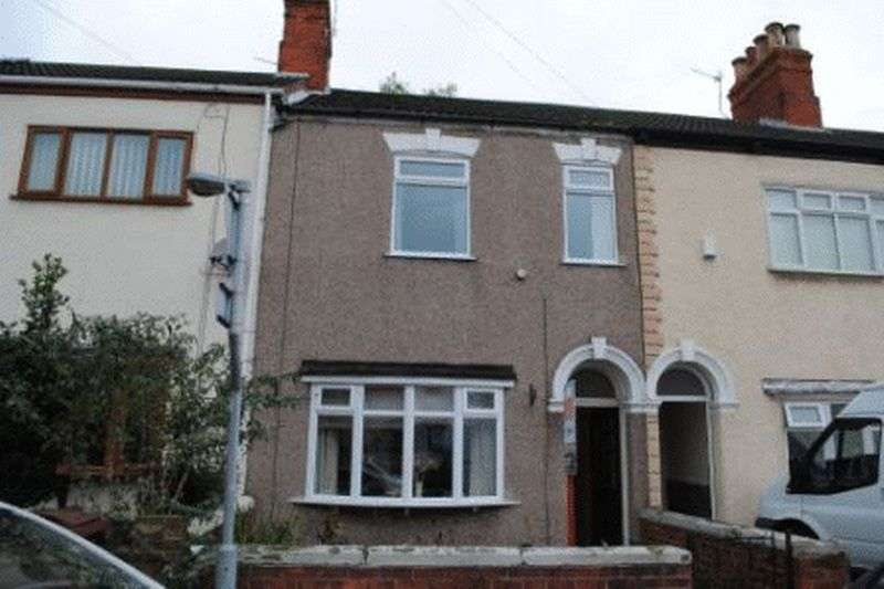 3 Bedrooms Terraced House for sale in Earl Street, Grimsby