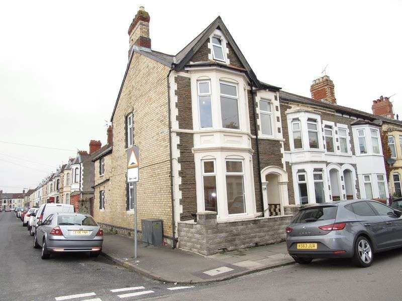 3 Bedrooms House for sale in Alexandra Road Canton Cardiff CF5 1NS