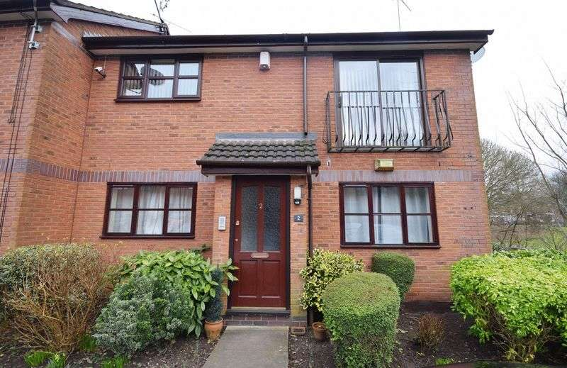 2 Bedrooms Flat for sale in Bellingham Grove, Sneyd Green