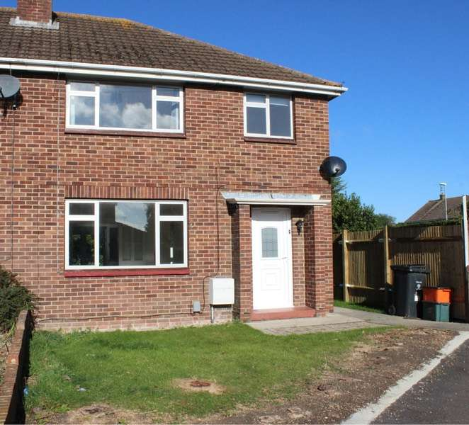 3 Bedrooms Semi Detached House for sale in Dockle Way, Swindon, Wiltshire, SN2