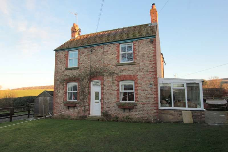 3 Bedrooms Detached House for sale in Burythorpe, Malton, North Yorkshire, YO17
