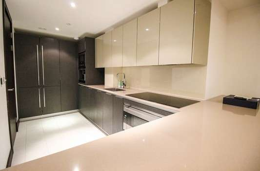 3 Bedrooms Flat for sale in Flotilla House, Battersea Reach, Battersea