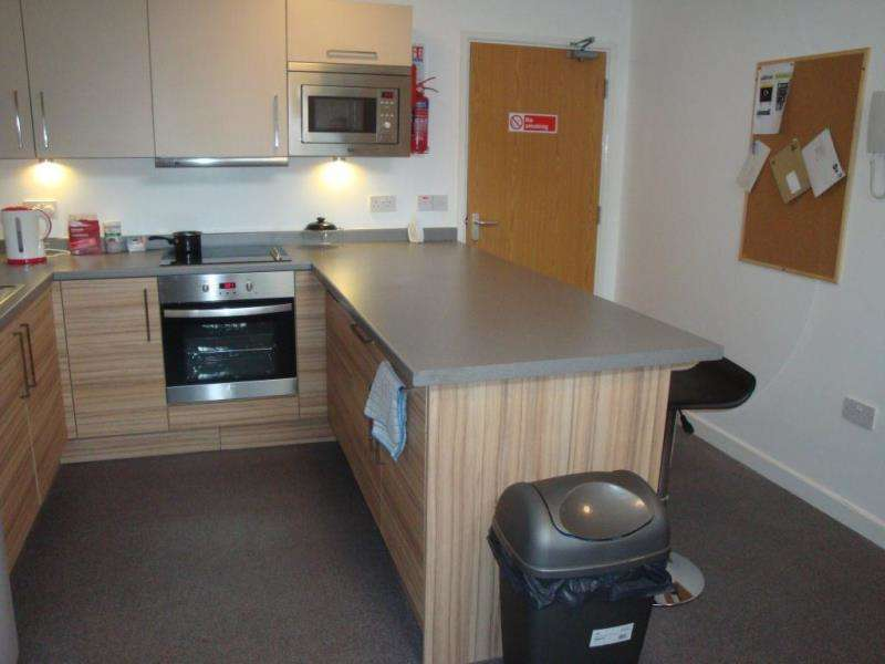 3 Bedrooms Flat for rent in Flat 2 The Gregory, 214 Ilkeston Road, Nottingham, NG7 3HG