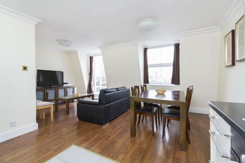 2 Bedrooms Flat for sale in Talbot Square w2