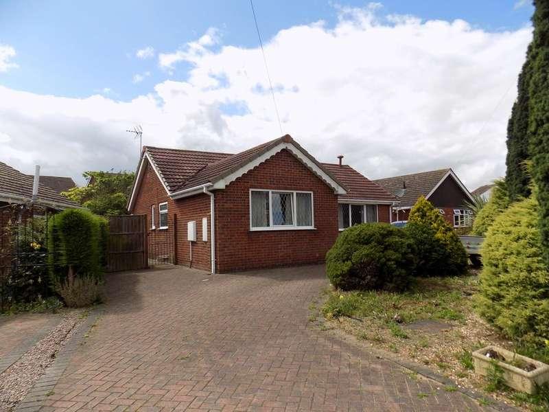2 Bedrooms Detached Bungalow for sale in Fairisle Rise, Immingham DN40