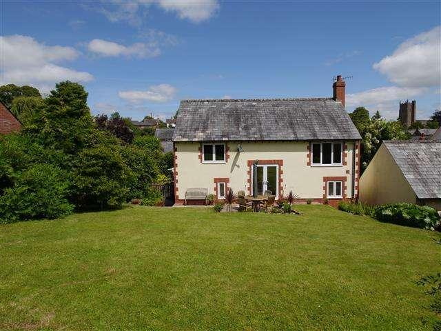 3 Bedrooms Detached House for sale in Woodbarton, Milverton, Taunton TA4