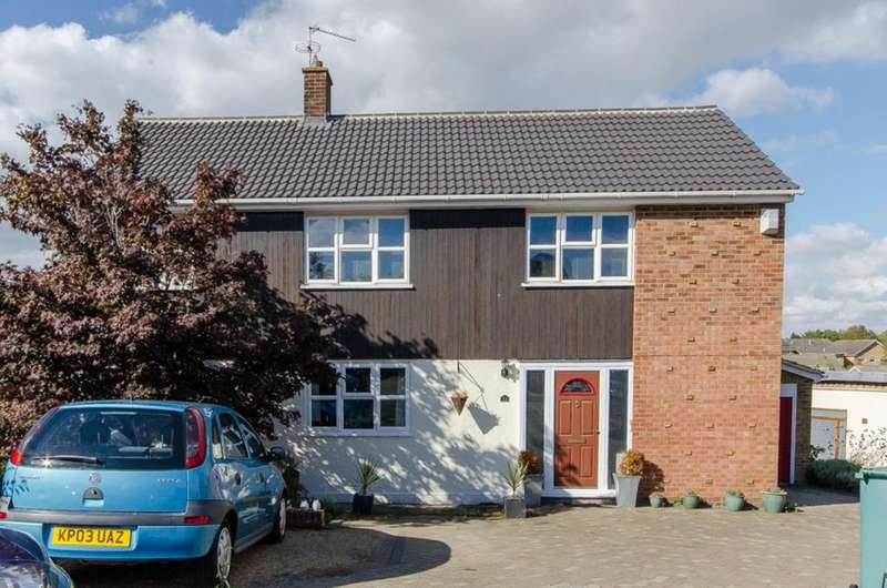 5 Bedrooms Detached House for sale in Warden Close, Maidstone, Kent