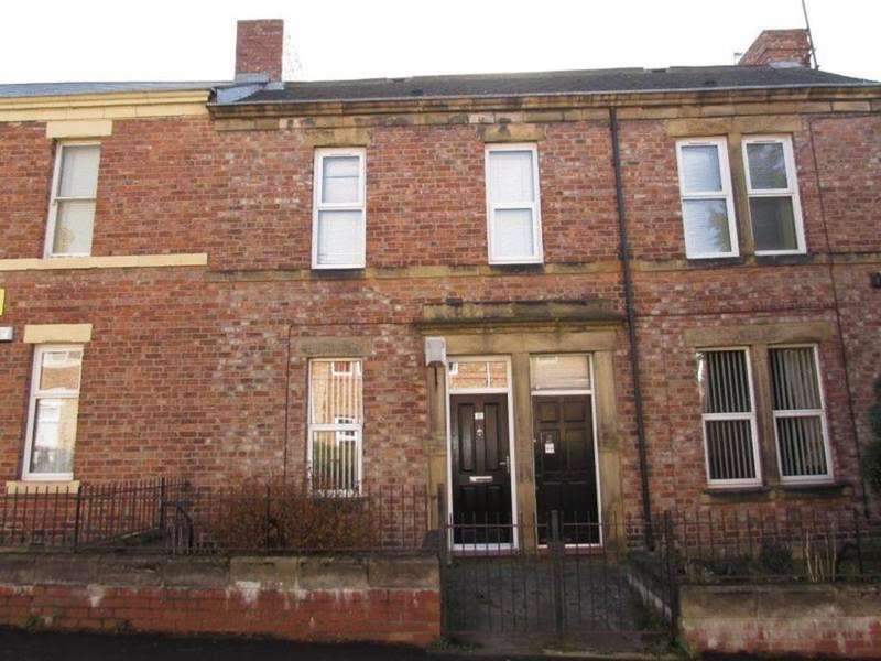 1 Bedroom Flat for sale in Villa Place, Gateshead, Newcastle Upon Tyne, Tyne and Wear, NE8 1RY