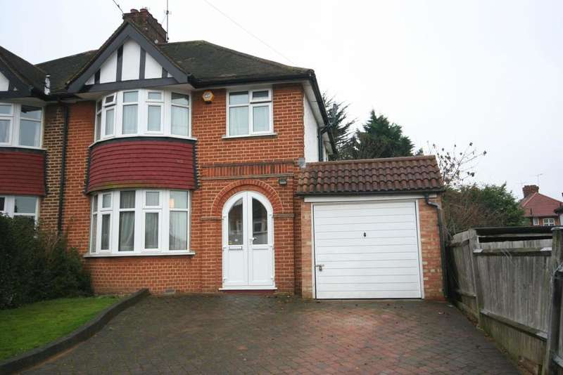 3 Bedrooms Semi Detached House for sale in Wembley HA9