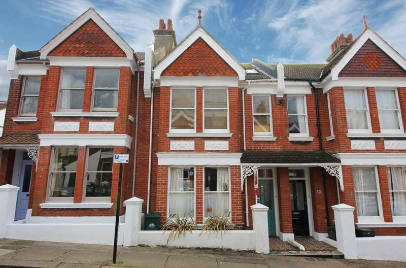 4 Bedrooms Terraced House for sale in Semley Road, Brighton BN1