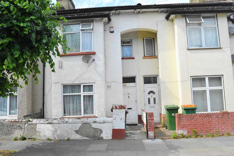 3 Bedrooms Terraced House for sale in Kings Road, Upton Park E6