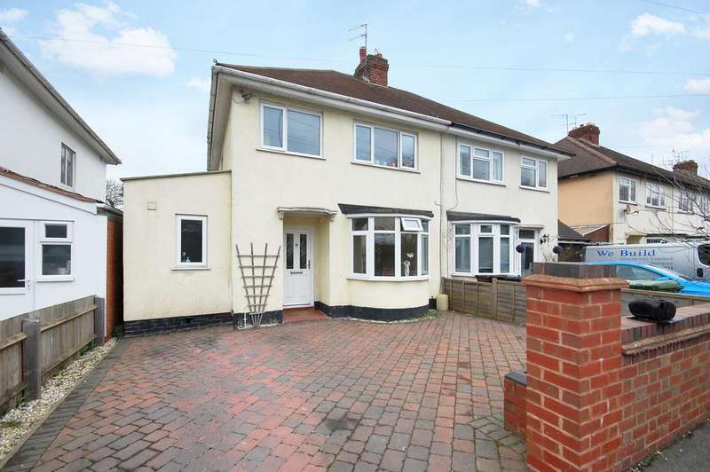 3 Bedrooms Semi Detached House for sale in Penn Road, Penn, Wolverhampton WV4