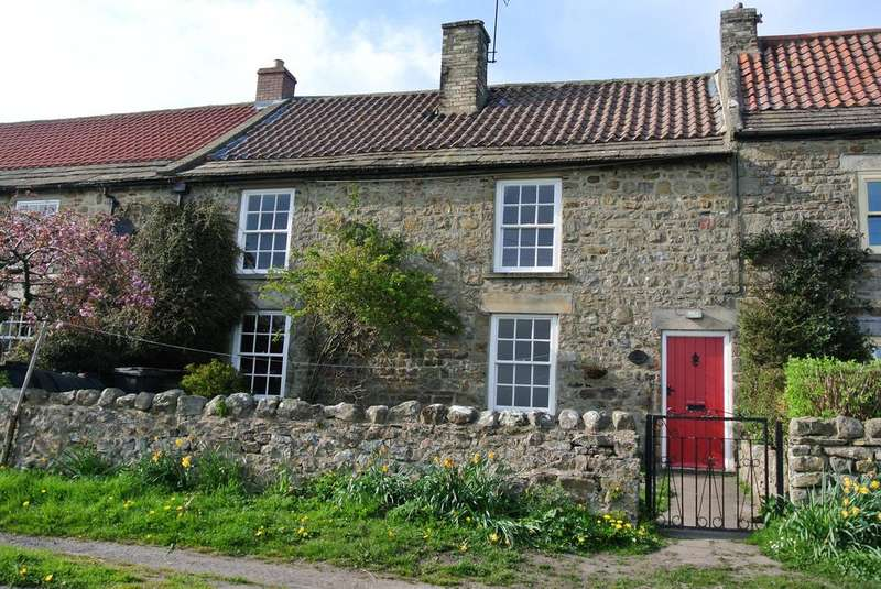 3 Bedrooms Cottage House for sale in The Green, Barden, Leyburn DL8