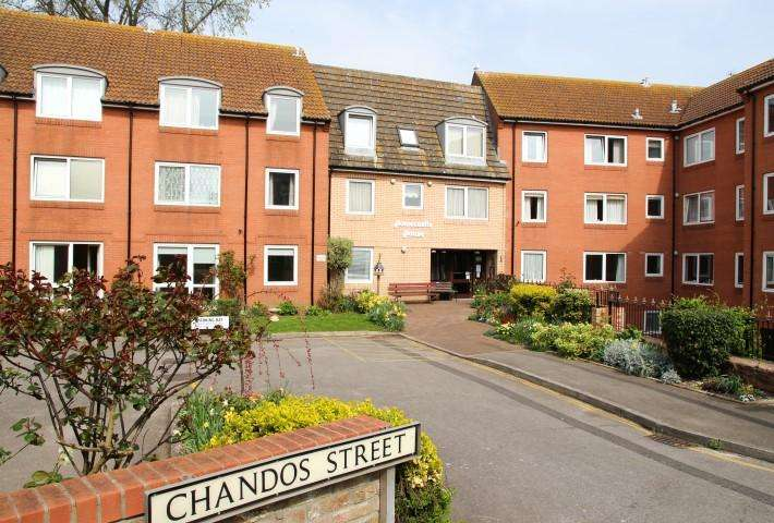 1 Bedroom Apartment Flat for sale in Homecastle House, Bridgwater TA6