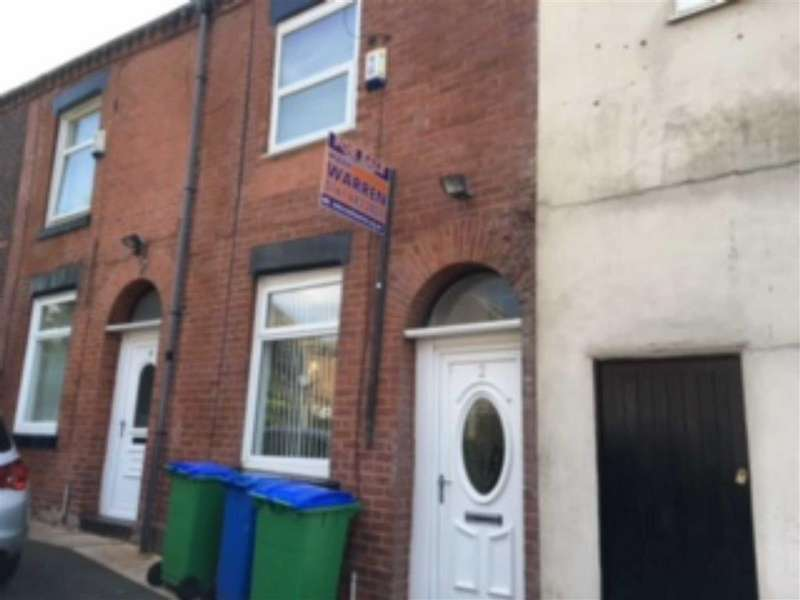 4 Bedrooms Terraced House for sale in Cheetham Avenue, Middleton