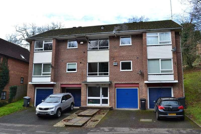 2 Bedrooms Flat for sale in Starlings Drive, Tilehurst, Reading RG31