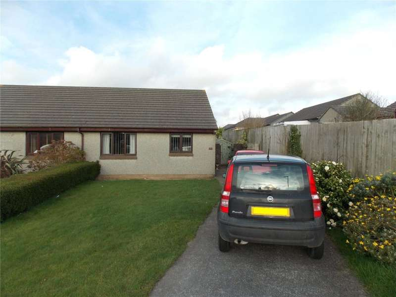 2 Bedrooms Semi Detached Bungalow for sale in Treloweth Way, Pool, Redruth