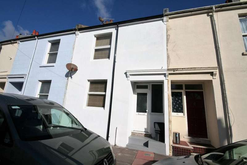 2 Bedrooms Terraced House for sale in Richmond Street, Brighton BN2