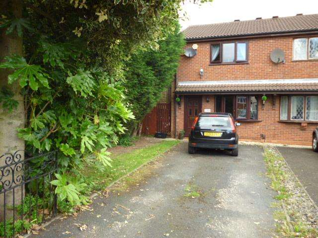 2 Bedrooms Semi Detached House for sale in BENT STREET, BRIERLEY HILL DY5