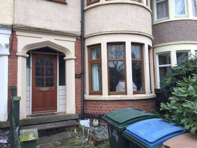 3 Bedrooms Terraced House for sale in Hazel Road, Potters Green, Coventry, CV6 7DD