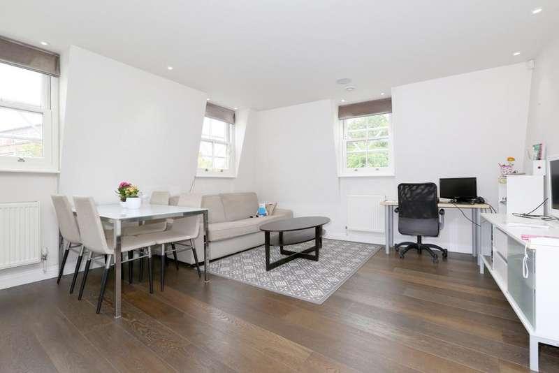 2 Bedrooms Flat for sale in St Paul's Road, Essex Road N1