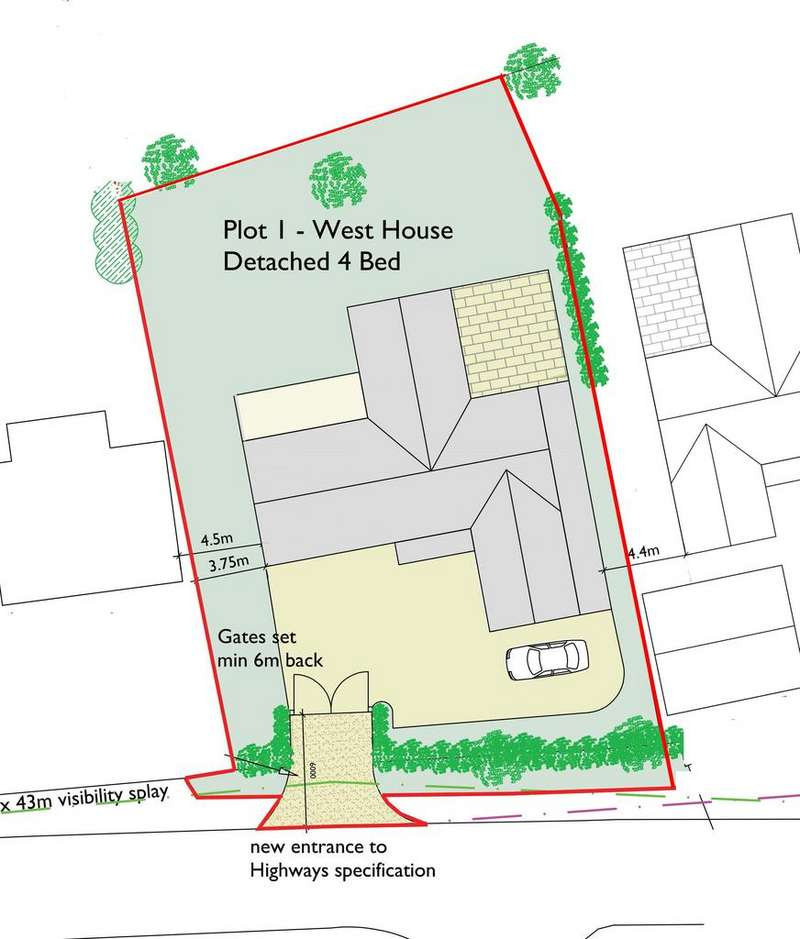 Plot Commercial for sale in Nazeing Common, Bumbles Green, Nazeing EN9