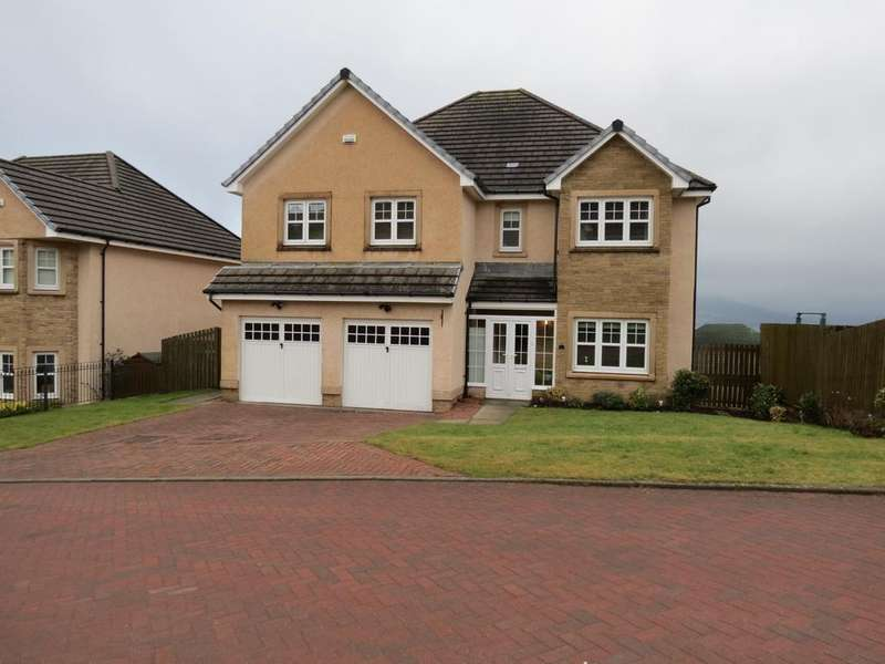 5 Bedrooms Detached House for sale in Killellan Place, Gourock PA19