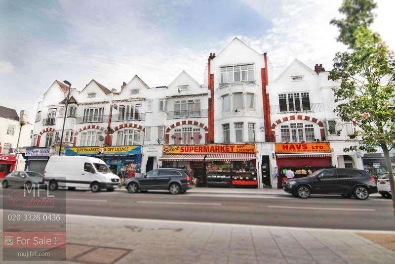 2 Bedrooms Flat for sale in London Road, West Croydon CR0