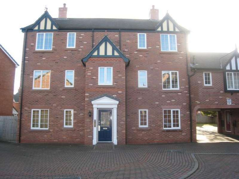1 Bedroom Apartment Flat for sale in Sutton Close Nantwich