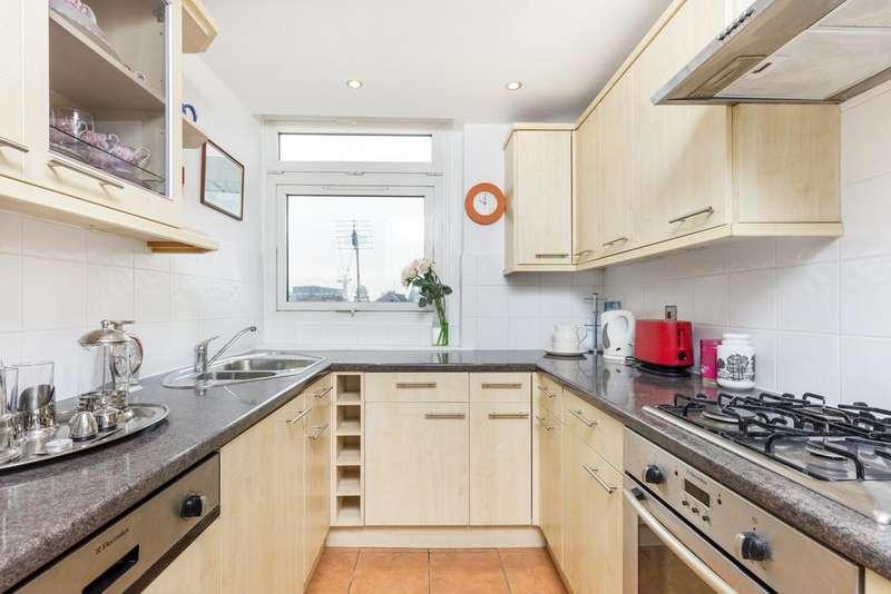 1 Bedroom Flat for sale in Berwick Street, Soho, London W1F