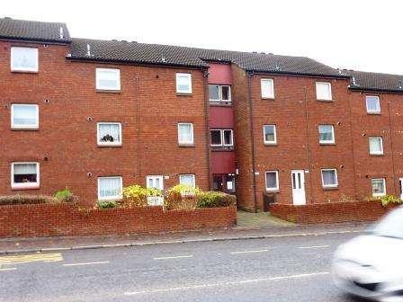 1 Bedroom Flat for sale in Woodside, St Georges Cross G3