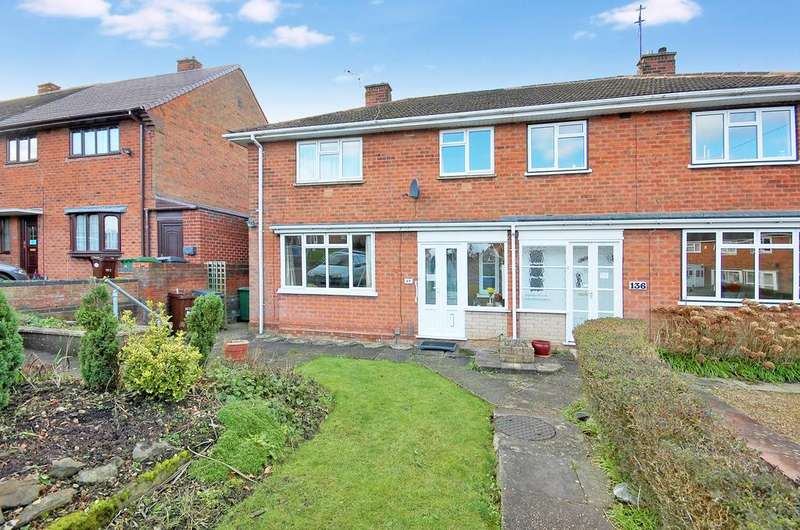 3 Bedrooms Semi Detached House for sale in Draycott Close, Penn, WOLVERHAMPTON WV4