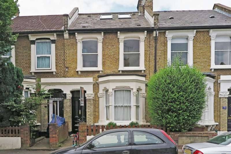 4 Bedrooms Terraced House for sale in Glyn Road, Hackney E5