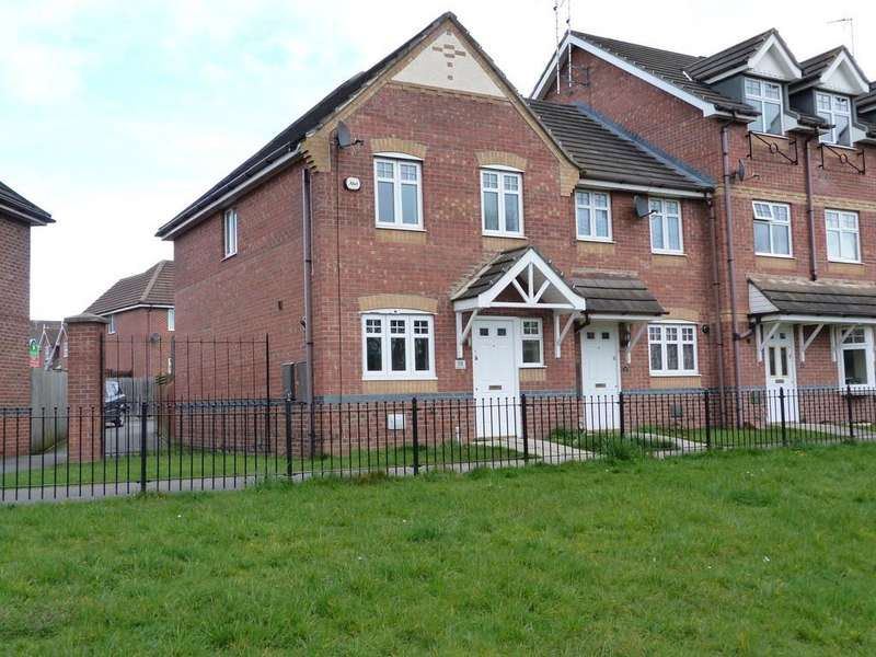 3 Bedrooms End Of Terrace House for sale in Redwood Drive Leighton Crewe