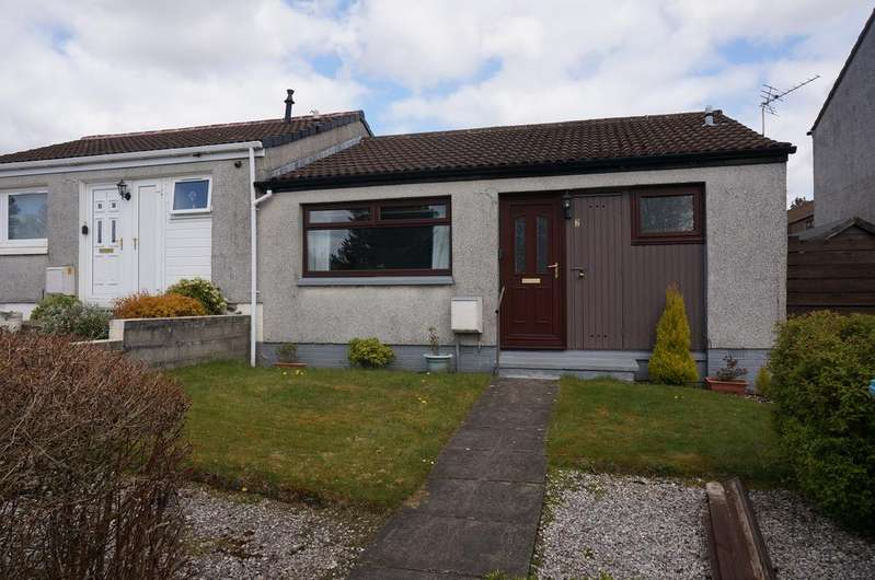 1 Bedroom Semi Detached Bungalow for sale in Inchwood Court, Cumbernauld G68