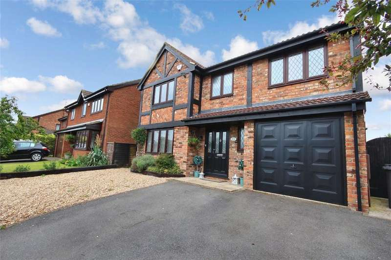 5 Bedrooms Detached House for sale in Woodmere, BARTON HILLS