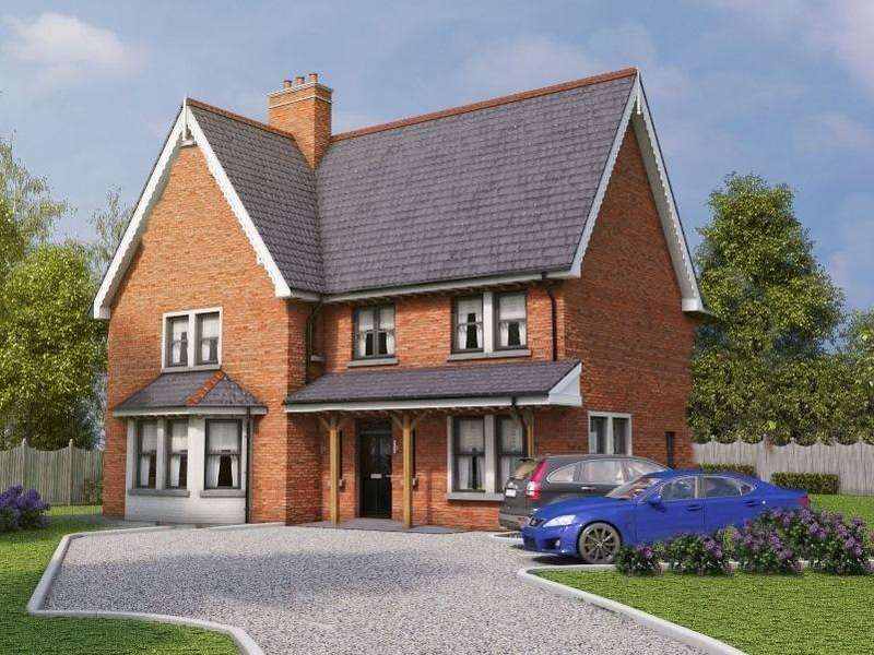 4 Bedrooms Detached House for sale in Marsh Lane, NR. STOKE MANDEVILLE, HP17