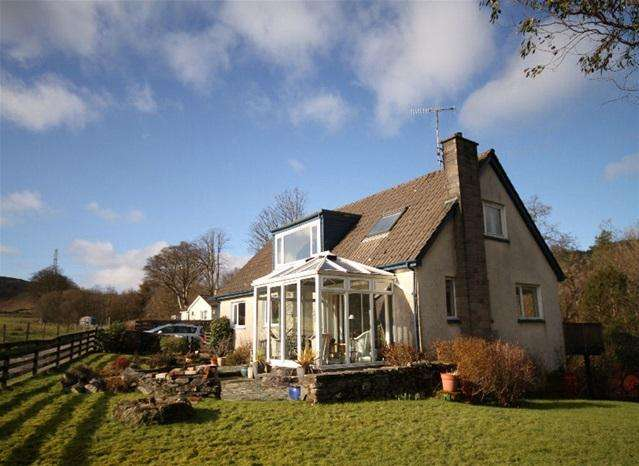 6 Bedrooms Detached House for sale in Brookfield, Inverneill, Ardrishaig, PA30 8ES